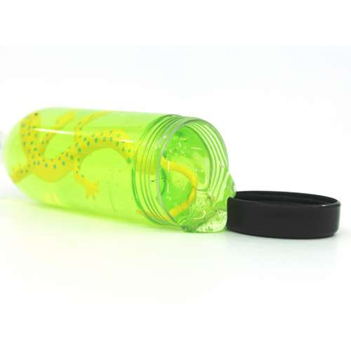 Игрушка-лизун с игрушкой в бутылке OM-02