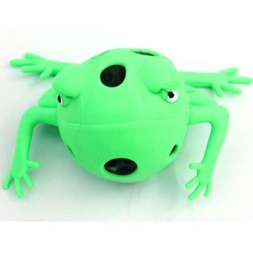 Игрушка-антистресс жабка OM-38