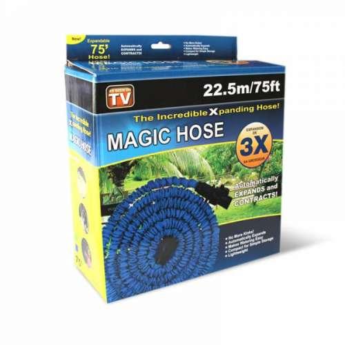 Шланг Magic Hose 22.5 м (распылитель в комплекте)
