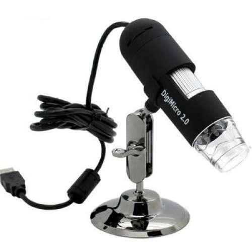 Цифровой микроскоп (digital microscope) увеличение 10Х-500Х