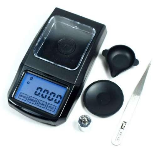 Высокоточные ювелирные весы шаг 0,001 гр предел 20 гр