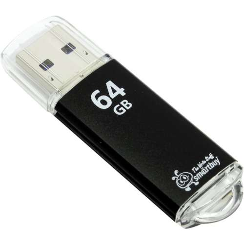 Флеш карта USB 64GB Smartbuy V-Cut