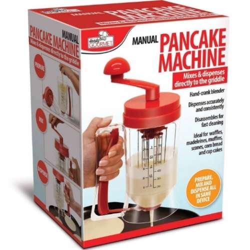 Дозатор для жидкого теста Pancake Machine