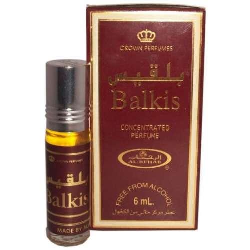 Масляные духи AL REHAB BALKIS с роллером 6 мл