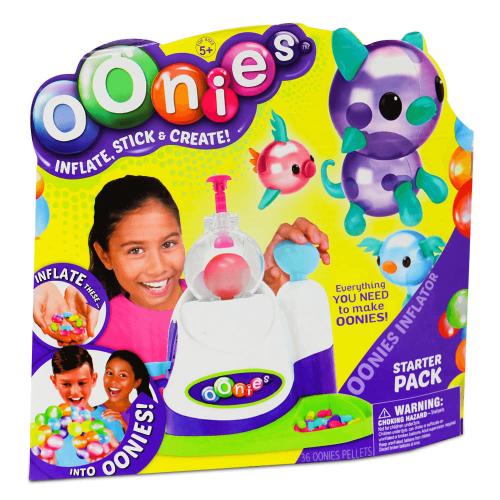 Детский конструктор из цветных шаров  oonies