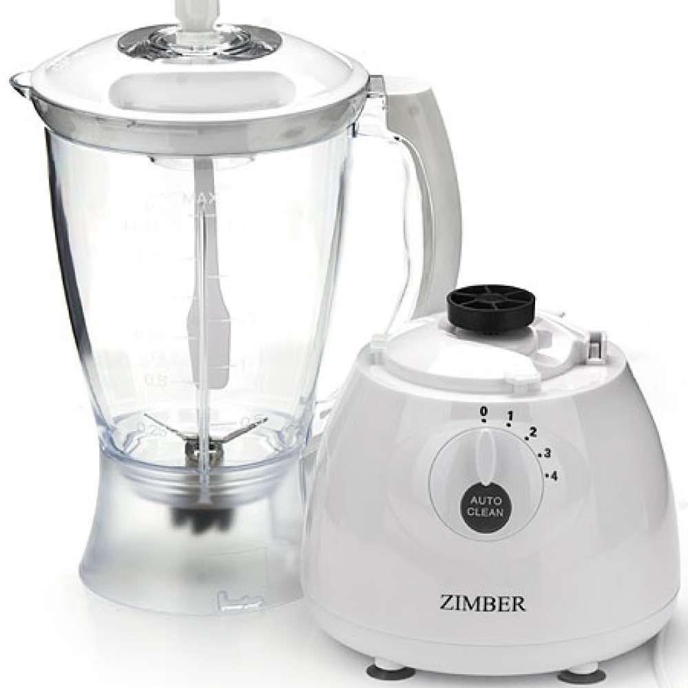 10113 Блендер с чашей ZM 300Вт бел (х6) оптом