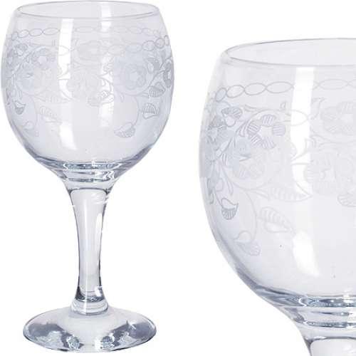 MS411-07-01 Набор 6-ти стаканов д/водки ФЛЁР (х8)