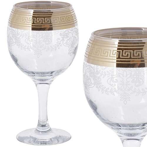 MS411-02 Набор 6-ти бокалов д/вина