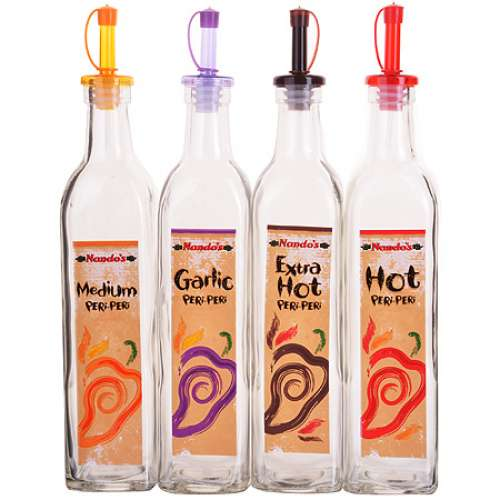 27822 Бутылка для масла 500 мл (в ассортименте) LR (х24)