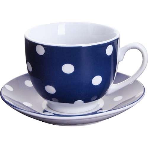 25903-1 Чашка 220мл с блюдцем (х36)