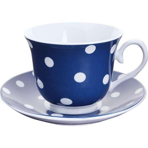 25905-1 Чашка 220мл с блюдцем (х36)
