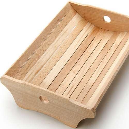 40-62 Корзинка для хлеба большая бамбук