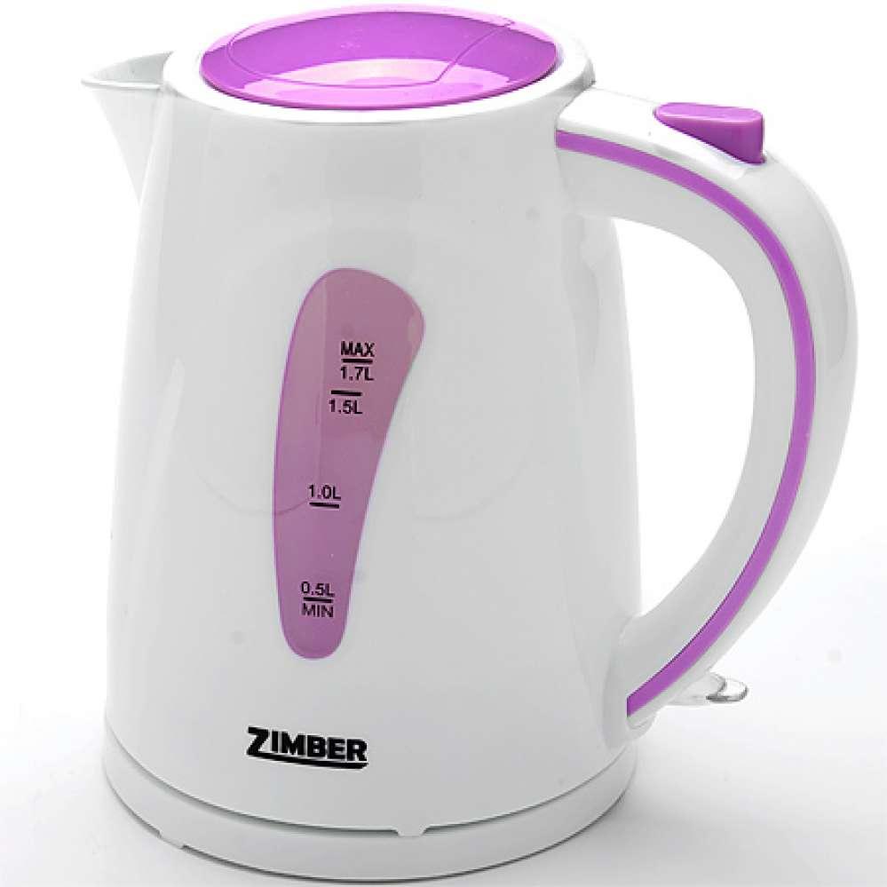 10841 Эл.чайник диск ПОДСВЕТКА 1,7л.ZM.2200Вт(х6) оптом