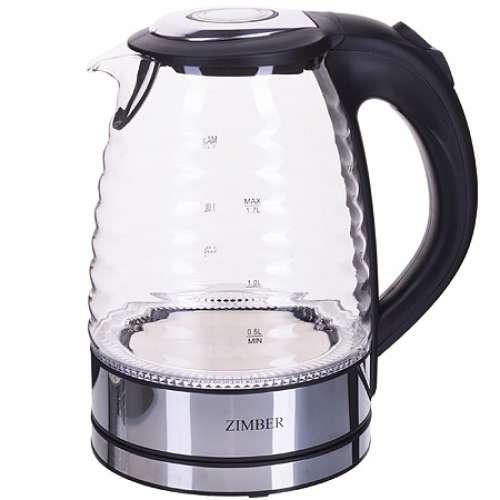 11243 Эл. чайник 1,7л 2200Вт с подсветкой ZM (х6)
