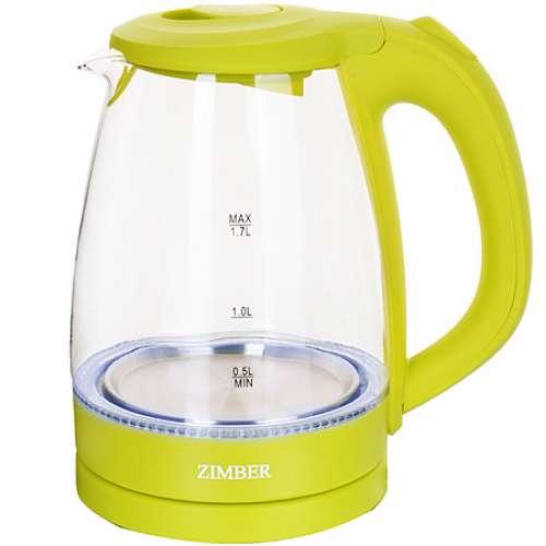 11225 Эл. чайник 1,7л 2200Вт с подсветкой ZM (х6)