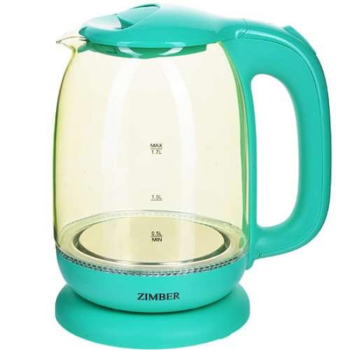 11242 Эл. чайник 1,7л 2200Вт с подсветкой ZM (х6)