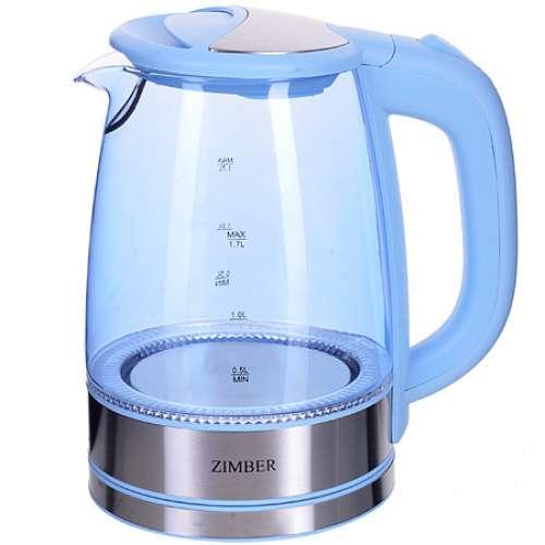 11238 Эл. чайник 1,7л 2200Вт с подсветкой ZM (х6)