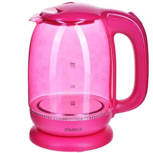 11240 Эл. чайник 1,7л 2200Вт с подсветкой ZM (х6)