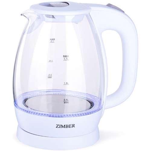 11222 Эл. чайник 1,7л 2200Вт с подсветкой ZM (х6)