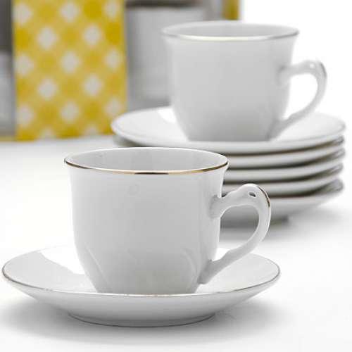 25607 Кофейный набор 12пр 90мл в под/упак LR (х12)