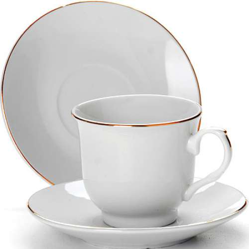 25612 Кофейный набор 12пр 90мл в под/упак LR (х12)