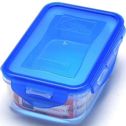 2-1-L Контейнер пластик 500мл цв/кр