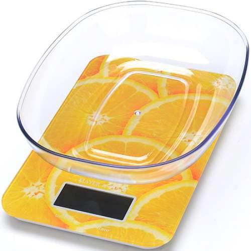 10959-1 Весы кухонные до 5кг АПЕЛЬСИН MB (х12)