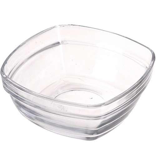 7074 Набор стеклянных салатников 6 штук