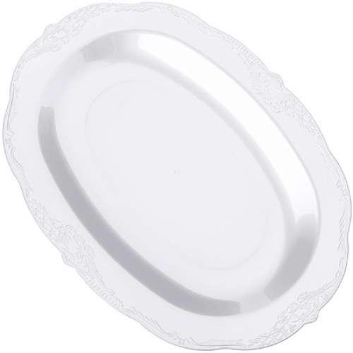 14135 Блюдо Винтаж белый 3шт МВ (х24)