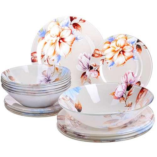 28331 Набор стеклянной посуды 19 пр LR (х2)