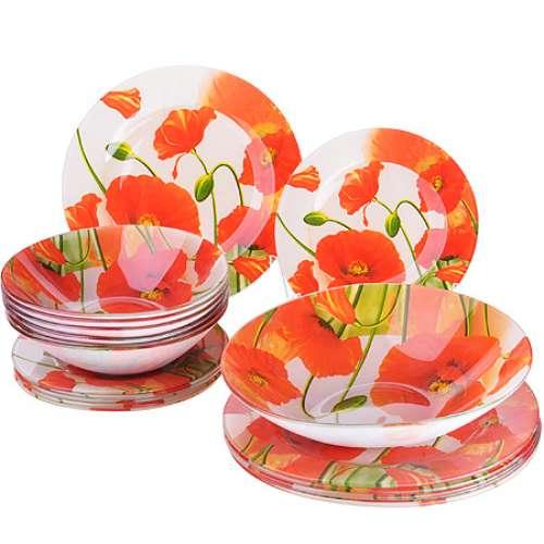 28333 Набор стеклянной посуды 19 пр LR (х2)