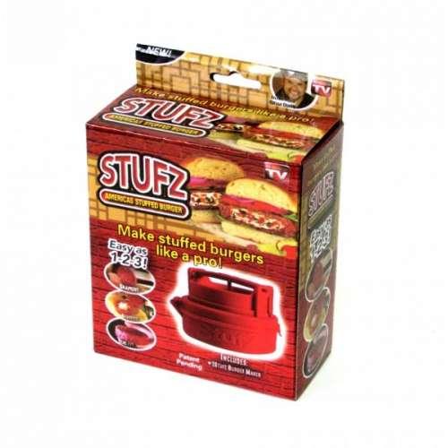 Устройство для приготовления бургеров и котлет с начинкой STUFZ оптом